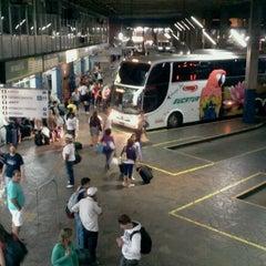Photo taken at Estação Rodoviária de Porto Alegre by Postayweb on 1/2/2013