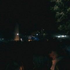 Photo taken at Serenata iluminada - manifestacao by Postayweb on 6/9/2013