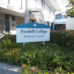 Photo taken at Foothill College - Middlefield Campus by Dmytro on 3/9/2013