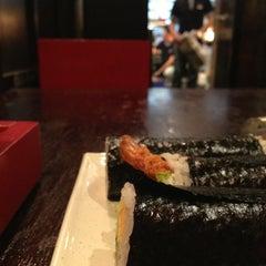 Photo taken at Shuji Sushi by Fernando d. on 5/18/2013