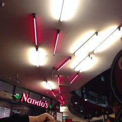 Photo taken at Nando's by Fernando d. on 11/1/2013