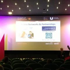 Photo taken at Tyneside Cinema by Julie S. on 11/20/2012