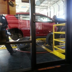 Photo taken at Jiffy Lube by Jay D. on 1/12/2013