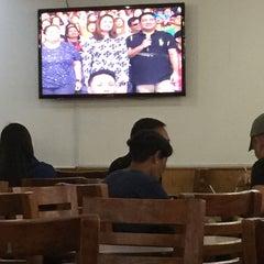 Photo taken at Kabayan Filipino Fast Food Restaurant by Lora G. on 10/5/2015