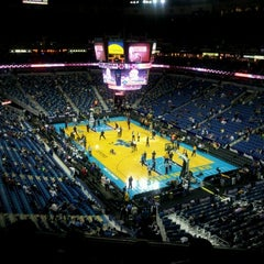Photo taken at Smoothie King Center by Blakley F. on 11/17/2012