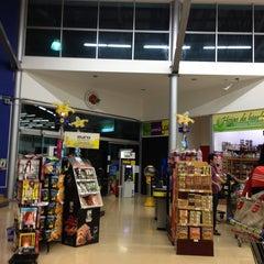 Photo taken at EURO Supermercado La Frontera by Santiago B. on 2/24/2013