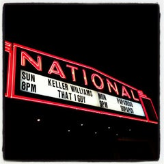 Photo taken at The National by Missy C. on 12/31/2012