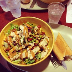 Photo taken at Panera Bread by Anna Grace P. on 4/13/2013