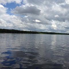 Photo taken at St. John's River by PATRICE B. on 5/4/2013