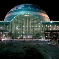 Photo taken at Astana International Airport (TSE) by Александр Е. on 2/12/2013