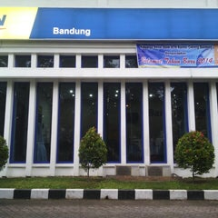 Photo taken at Bank BTN by Qatrinnadya P. on 1/4/2014