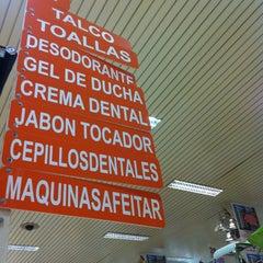 Photo taken at Tienda Inglesa by Luíza T. on 12/23/2012