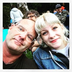 Photo taken at Edgefield Concerts On The Lawn by Burk J. on 9/6/2015
