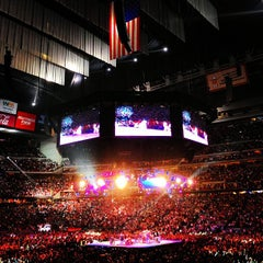Photo taken at RODEOHOUSTON by sozavac on 3/18/2013
