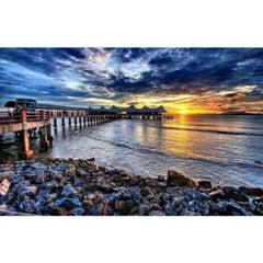 Photo taken at Ocean Glow Putra Brasmana Kuala Perlis by Intan Shakirah S. on 5/1/2013