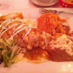 Photo taken at Margarita's Cafe by Allison L. on 1/24/2013