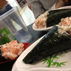 Photo taken at Hand Roll Temakeria by Serginho L. on 10/20/2012