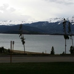 Photo taken at Best Western Ptarmigan Lodge by Tricia E. on 5/24/2014