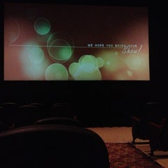 Photo taken at Palace 9 Cinemas by Everett R. on 1/12/2013
