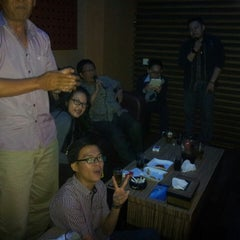 Photo taken at D'Light Karaoke by CKPRADJA on 6/26/2013