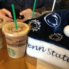 Photo taken at Starbucks by PSU-Lion D. on 12/25/2012