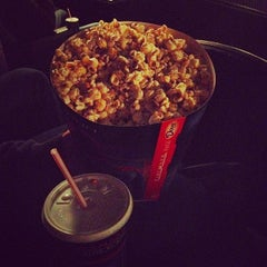 Photo taken at Cinemark by Viviana V. on 5/2/2013