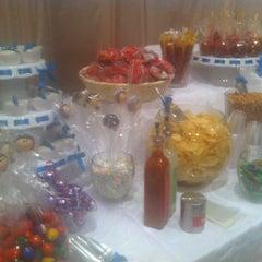 Photo taken at Banquetes Ambrosia by Antonio S. on 12/4/2011