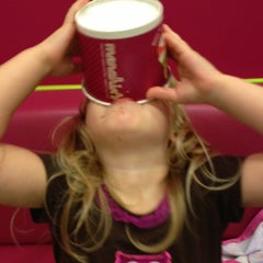 Photo taken at Menchies by Kyle M. on 1/18/2013