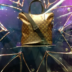 Photo taken at Louis Vuitton by Thomas on 12/26/2012