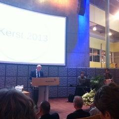 Photo taken at C-gebouw Windesheim by Marijke L. on 12/19/2013