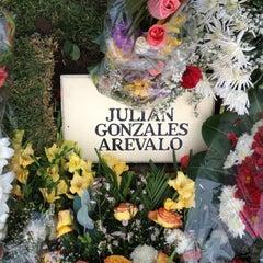 Photo taken at Jardines de la Paz by Elvis G. on 11/21/2012