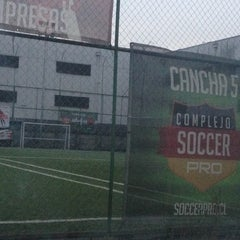 Photo taken at Soccer Pro by Ignacio E. on 5/26/2013