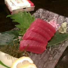 Photo taken at Kaiwa Teppan & Sushi by Mike C. on 11/13/2014