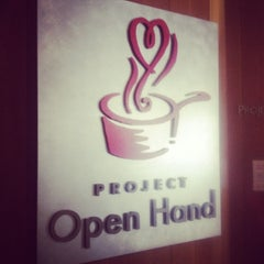 Photo taken at Project Open Hand by Camille Rose S. on 1/11/2014