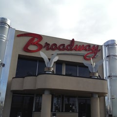 Photo taken at Broadway Cinema by Theo Z. on 10/27/2012