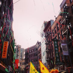 Photo taken at Chinatown by Destene K. on 2/19/2013