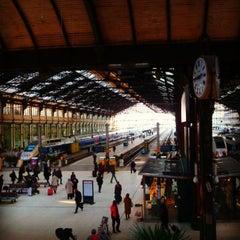 Photo taken at Gare SNCF de Paris Lyon by MikaelDorian on 1/17/2013