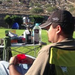 Photo taken at Balneario la Cruz by Jerry N. on 11/18/2012
