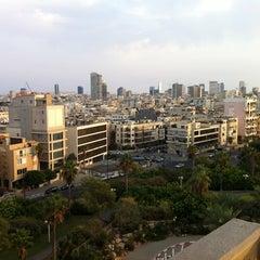 Photo taken at Hilton Tel Aviv by Stanislava S. on 9/29/2012