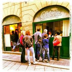 Photo taken at Latteria Gelateria da Cesare by Giorgio L. on 10/13/2012