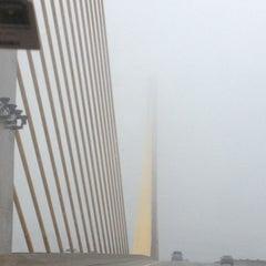 Photo taken at St. Georges Bridge by Jennifer N. on 12/10/2012