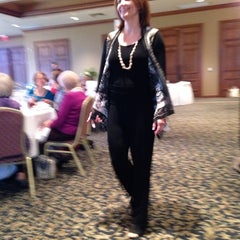 Photo taken at Pebble Creek Country Club by Hillary J. on 11/7/2013
