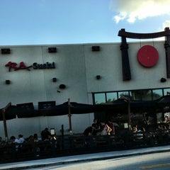 Photo taken at RA Sushi Bar Restaurant by Antulio M. on 10/13/2012
