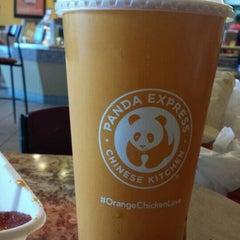 Photo taken at Panda Express by Bernard on 10/16/2015