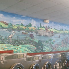 Photo taken at Spring Clean Laundry by Kimberly G. on 6/14/2013