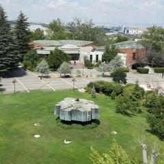 Photo taken at Orta Doğu Teknik Üniversitesi by Aydın T. on 7/23/2013