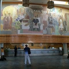 Photo taken at Silk Road Hotel Dunhuang by Bernard C. on 5/17/2014