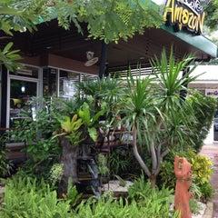 Photo taken at Café Amazon (คาเฟ่ อเมซอน) by iBallUD I. on 7/19/2015