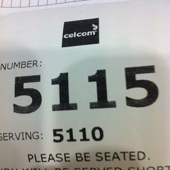 Photo taken at Celcom by 📧₩🅰И Å. on 5/9/2014