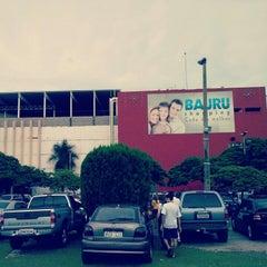 Photo taken at Bauru Shopping by Renan R. on 12/30/2012